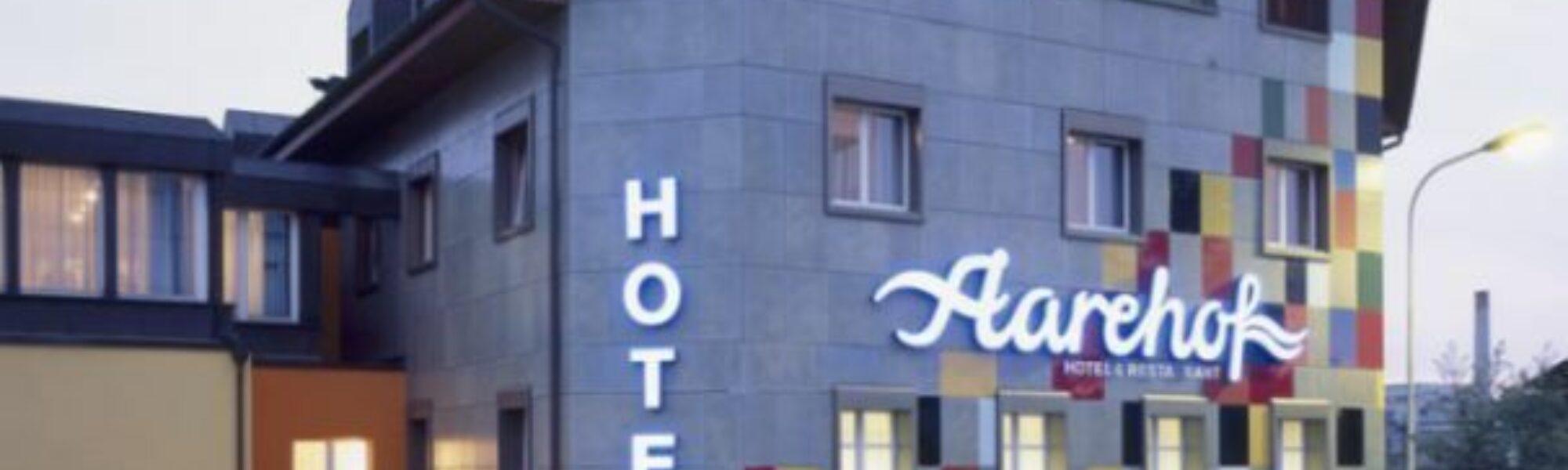 Hotel Aarehof Wildegg