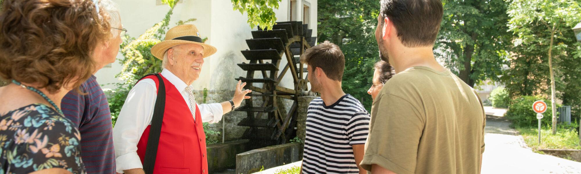 #ZeitsprungIndustrie: Führung zur Aarauer Industriegeschichte