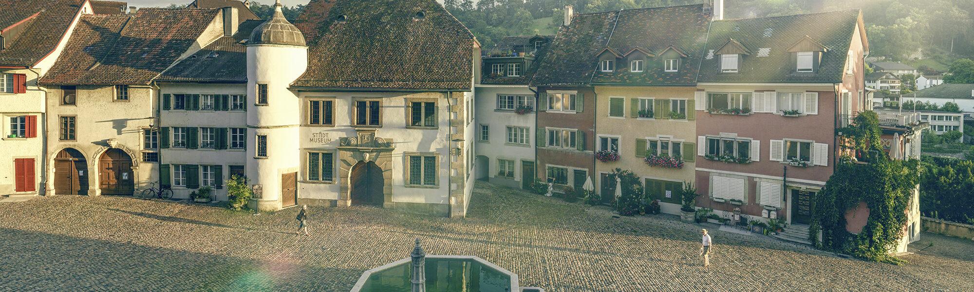 Stadtführungen im Aargau