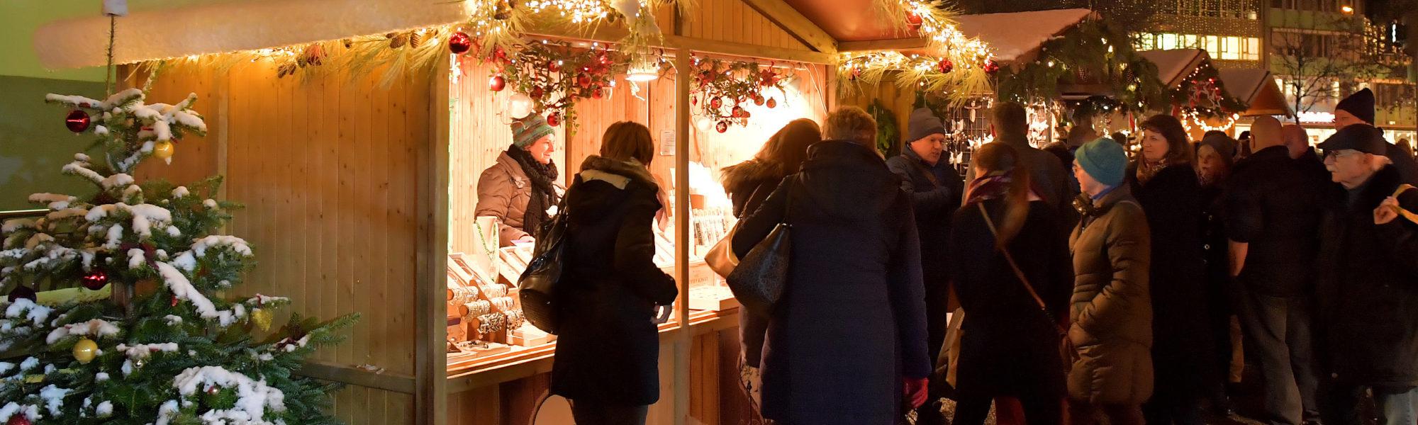 Weihnachten in Aarau