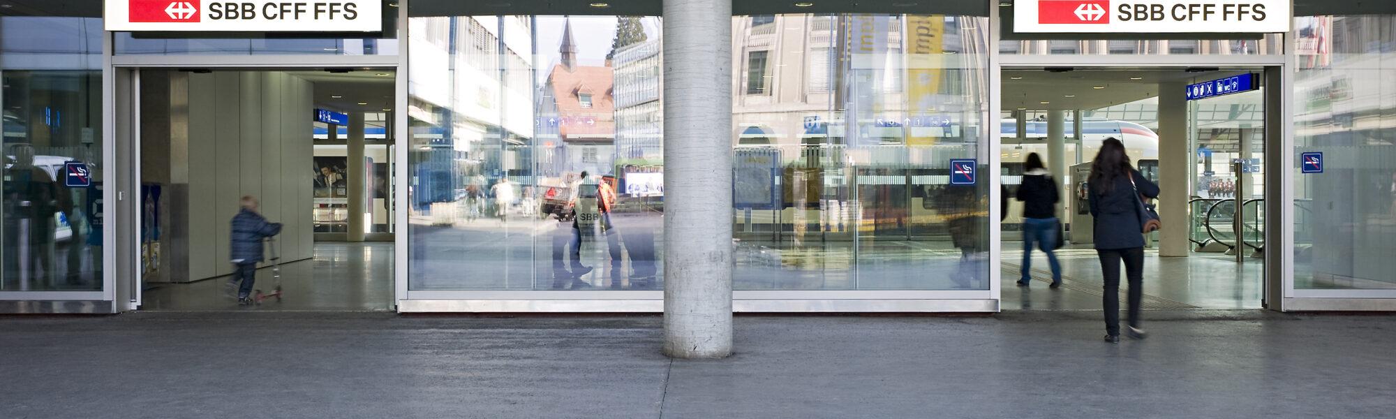 Shopping Bahnhof Aarau