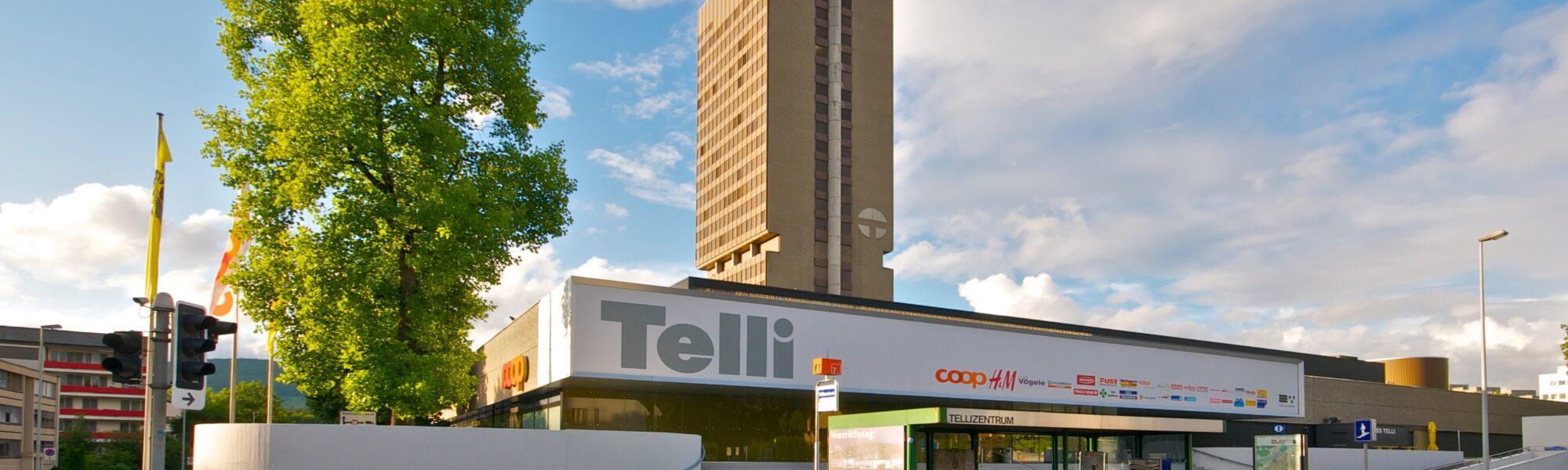 Einkaufszentrum Telli