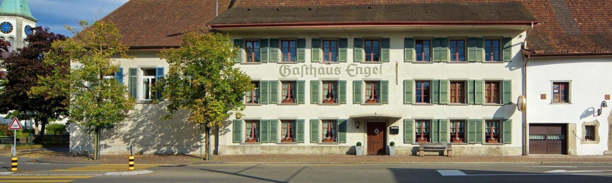 Gasthof Engel Oberentfelden