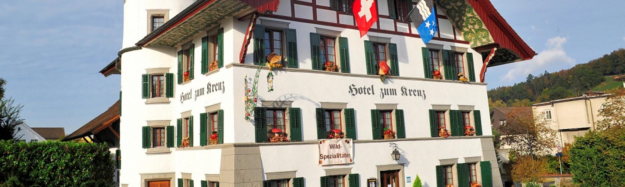 Hotel Zum Kreuz Suhr