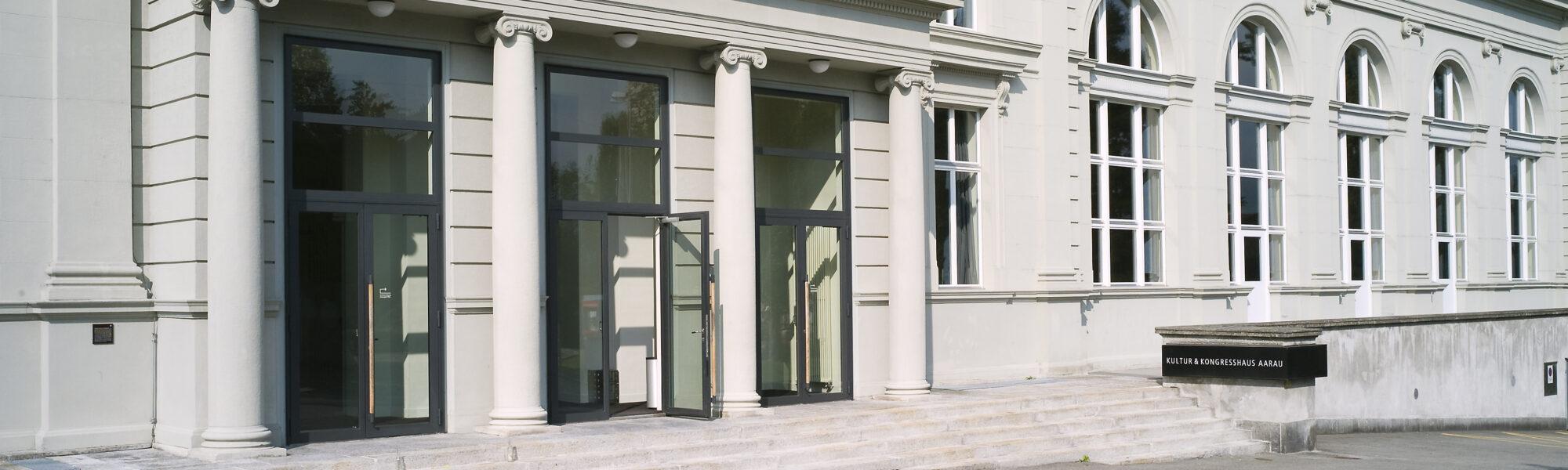 Kultur & Kongresshaus KUK