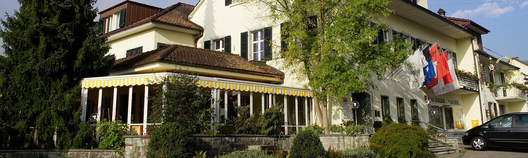 Landhotel Hirschen Erlinsbach