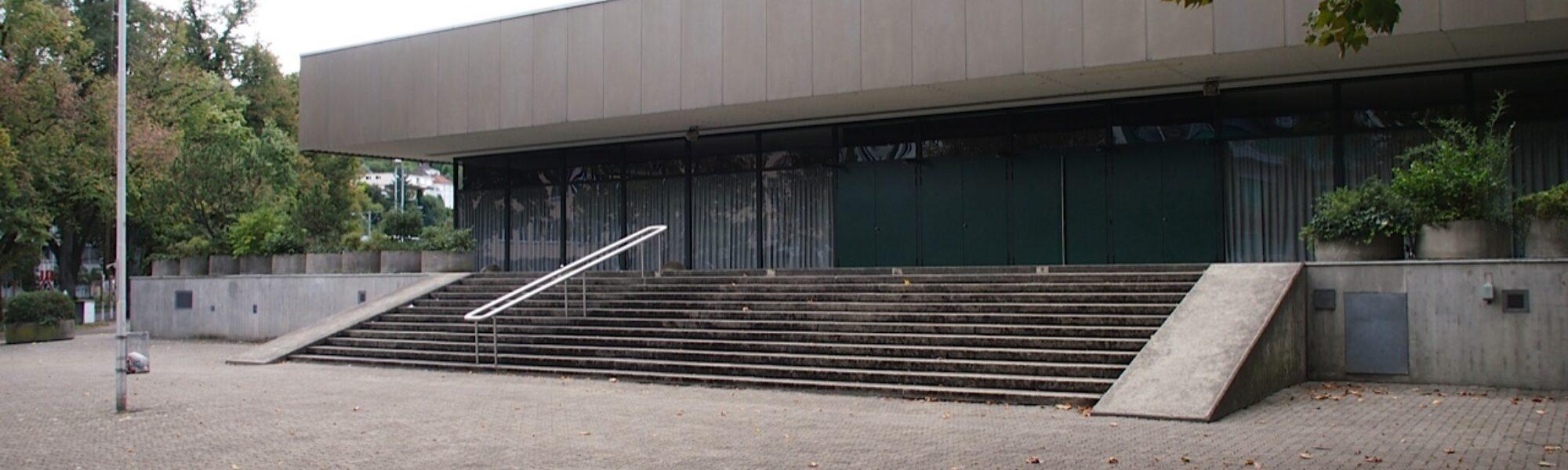 Sporthalle Schachen