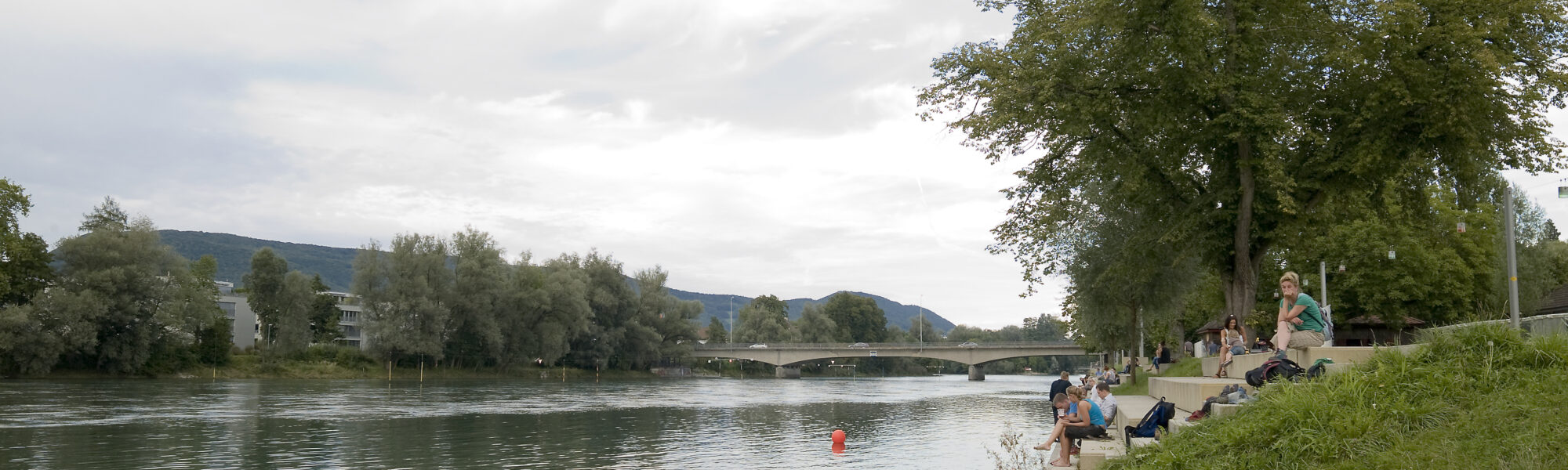 Aareraum und Auenpark