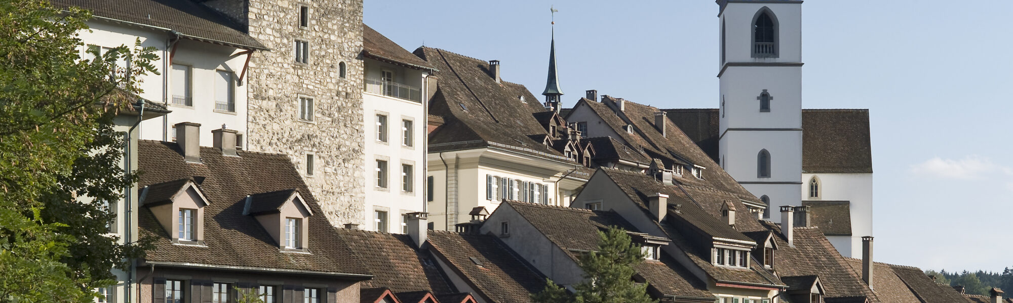 Aarau - die lebenswerte Kleinstadt