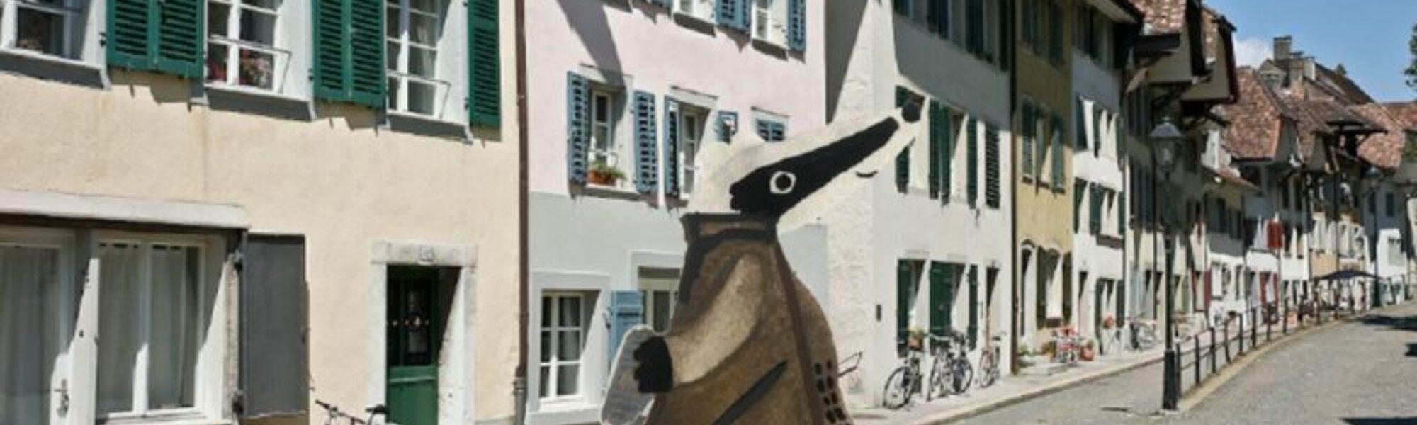 Detektiv-Trail Aarau