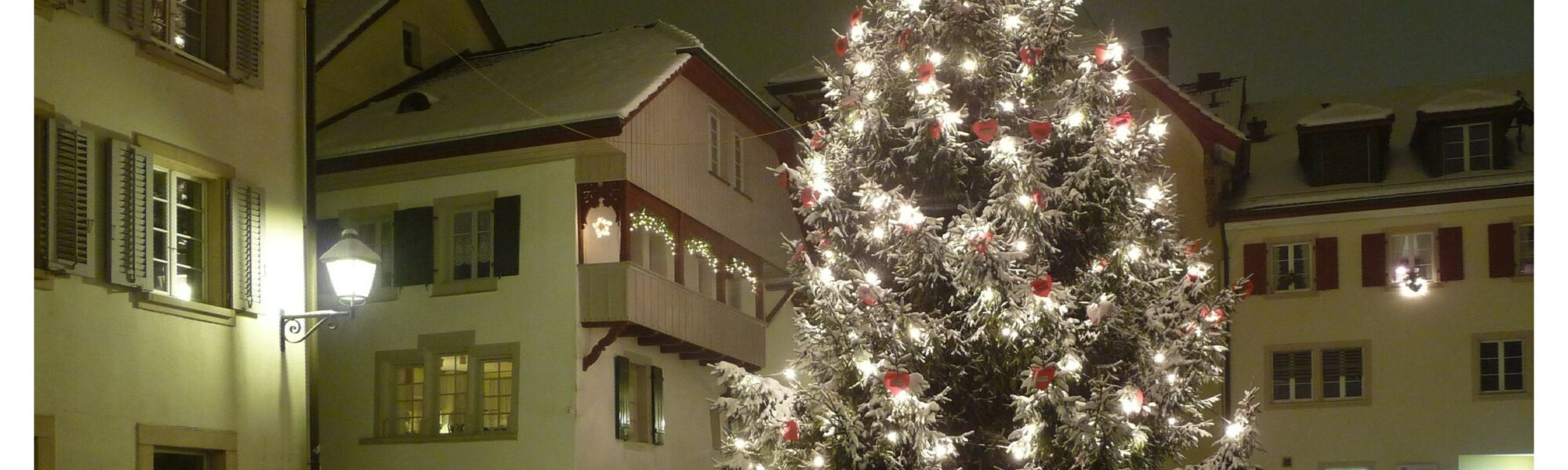 Aarau im Weihnachtslicht