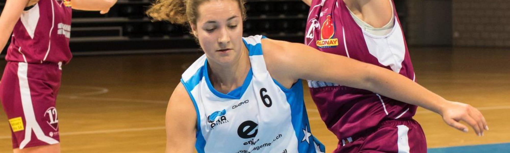 BC AKA : Nyon Basket Féminin (Damen NLA)