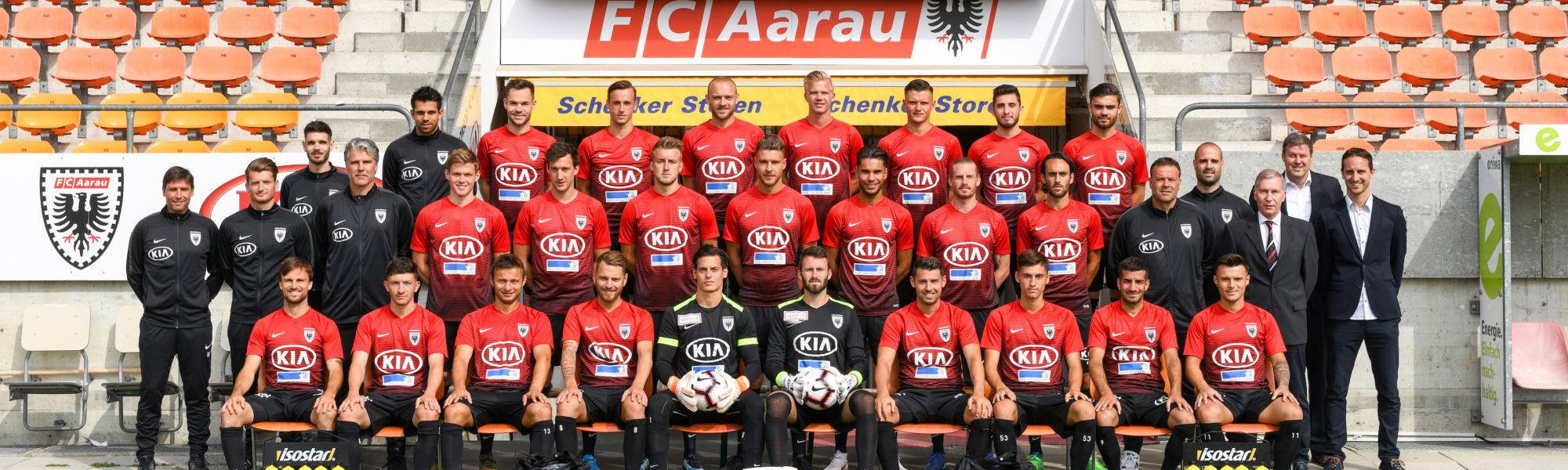 FC Aarau : FC Schaffhausen