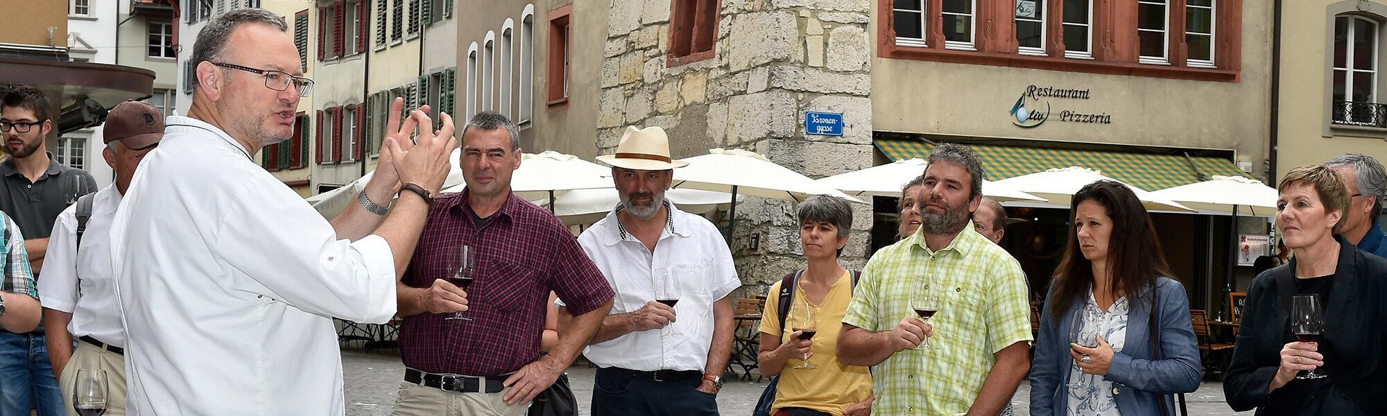 Der kulinarische Altstadtrundgang