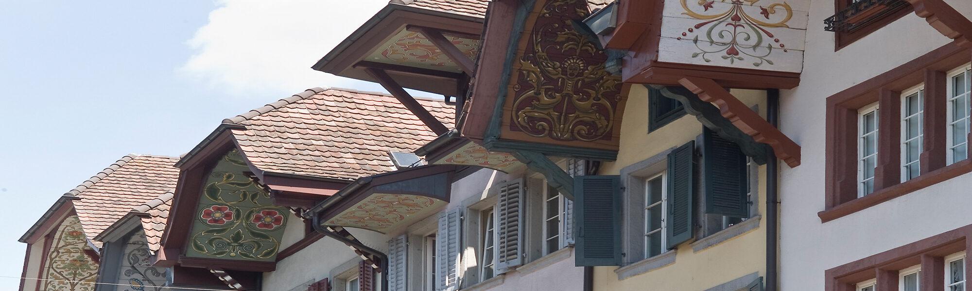 Aarau – Stadt der schönen Giebel