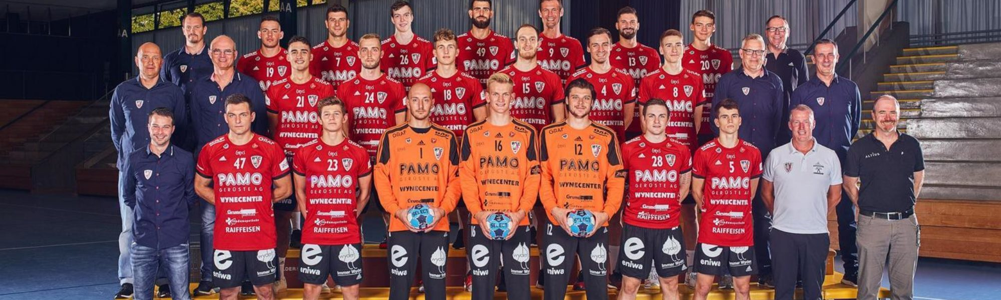 HSC Suhr Aarau : RTV 1879 Basel
