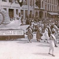 Saffa Schnecke 1928