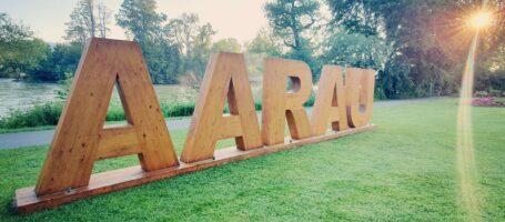 Aarau Aare