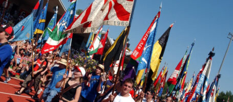 Eidgenoessisches Turnfest Aarau