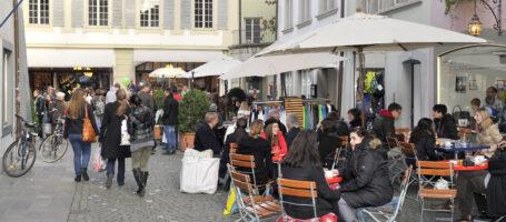 Einkaufen Pelzgasse Aarau
