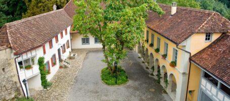 Graenichen Schloss Liebegg