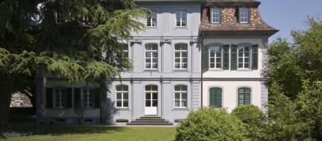 Museum Haus Zum Schlossgarten Aarau