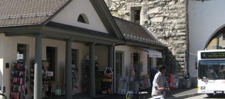 Sehenswuerdigkeit Landjaegerwache Aarau