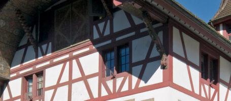 Sehenswuerdigkeit Obere Muehle Aarau