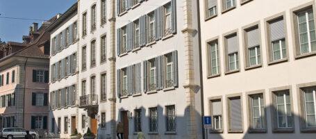 Sehenswürdigkeit Rathaus Aarau