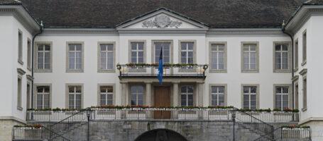 Sehenswuerdigkeit Regierungsgebäude Aarau