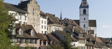 Stadt Aussenansicht Aarau