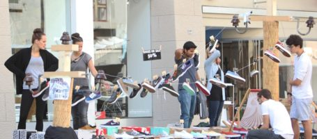 Stadtoutlet Einkaufstag Aarau
