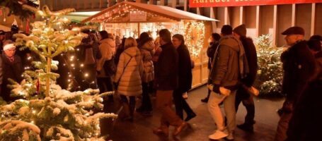 Weihnachtsmarkt Markthalle