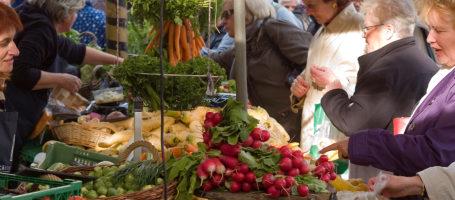 Gemuesemarkt Aarau