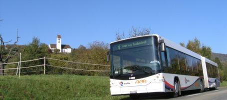 Stadtrundfahrt Stadtfuehrung Aarau