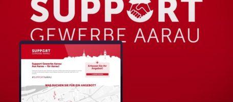 Support Gewerbe Aarau
