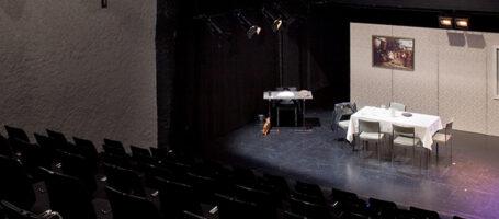 Theater Tuchlaube Saal Aarau