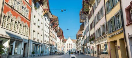 Altstadt Aaarau Aargau