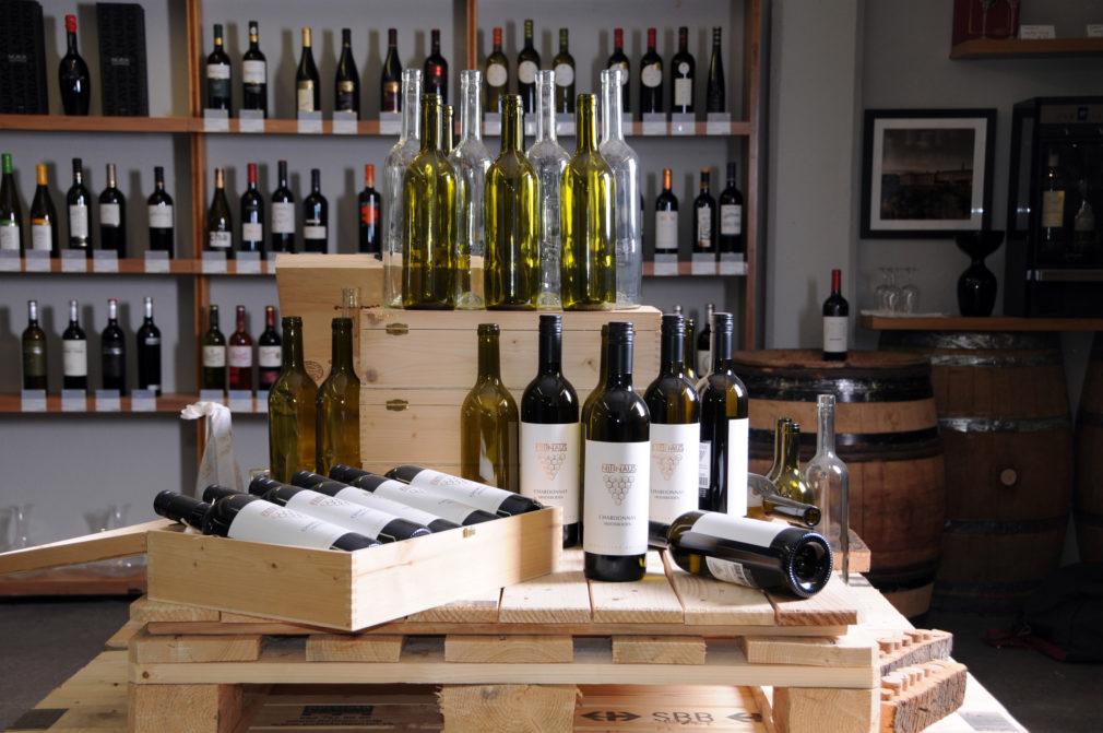 Der Weinladen mit Charme & Passion an der Rohrerstrasse 64, 5000 Aarau